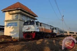 PT KAI di Purwokerto siapkan 32 lokomotif