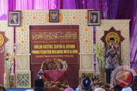 Marwan bertekad perjuangkan pondok pesantren di Jawa Tengah
