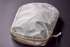 Tas koleksi misi Apollo 11 ke bulan akan dilelang