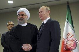 Putin Selamati Rouhani Atas Kemenangan Sebagai Presiden Iran