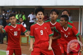 Timnas U-16 Bersiap Hadapi Singapura