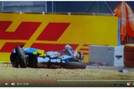 "Lorenzo sebut kecelakaan Miller ""peringatan dari Tuhan"""
