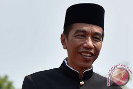 Presiden Jokowi dijadwalkan Shalat Idul Fitri di Kebun Raya Bogor