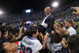 Zinedine Zidane berpeluang merapat ke Old Trafford