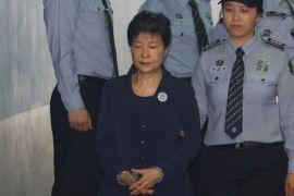 Hukuman mantan presiden Korsel ditambah 8 tahun