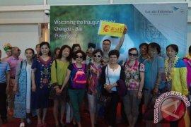 Wisatawan China dominasi kedatangan di Bandara Bali