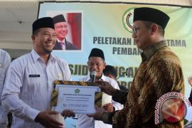 Menteri Agama resmikan 7 KUA  se-Sulteng