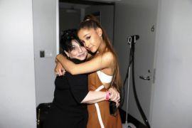 Ariana Grande lanjutkan tur Paris dengan pengamanan ketat