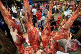 Harga daging sapi di  Lhokseumawe sentuh Rp170 ribu per kg