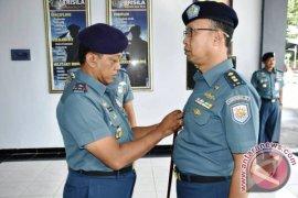 Danlantamal IX/Ambon Kukuhkan Jabatan Asisten Logistik