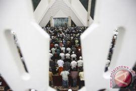 Masyarakat Banyumas antusias ingin tarawih bersama Presiden Jokowi