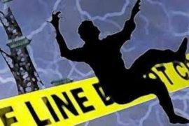 Jaga pos saat banjir, seorang pria tewas tersengat listrik