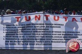 Pemkab Badung gelar peringatan Hari Buruh Internasional