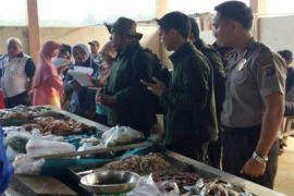 Polres Bangka Tengah waspadai penimbunan bahan pangan