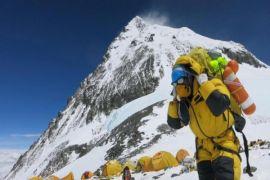 Nepal larang pendakian solo di Everest