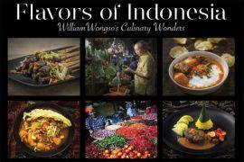 Buku kuliner William Wongso raih penghargaan di China