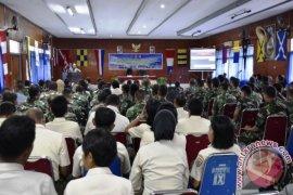 Lantamal IX/Ambon Gelar Sosialisasi Pembinaan Potensi Maritim