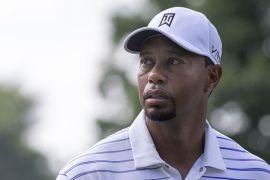 Tiger Woods dituduh mengemudi saat mabuk