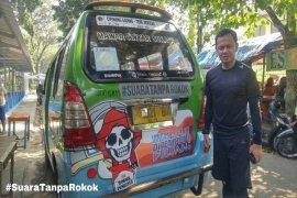 Pawai Angkot KTR Meriahkan HTTS Kota Bogor