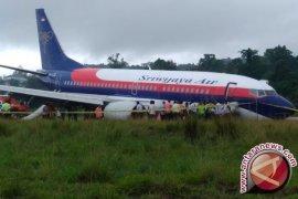 Sriwijaya Air bantah roda pesawatnya patah