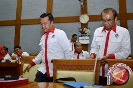 Menpora tunggu laporan PBSI soal Piala Sudirman