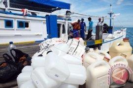 Aktivitas pengeboman ikan terjadi di Tambelen,  minimal seminggu sekali