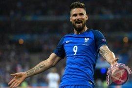 Trigol Giroud Bantu Prancis Kalahkan Paraguay