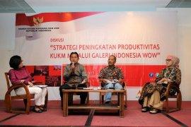 Indonesia Perlu Peraturan Pendorong UKM Naik Kelas