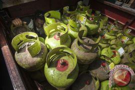 Dijual tidak tepat sasaran, ratusan elpiji 3 kg disita