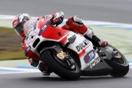 Dovizioso akan start terdepan di Grand Prix Ceko