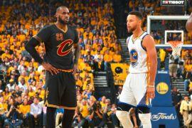 """Curry tak sabar mulai rivalitas """"baru"""" dengan Lakers"""
