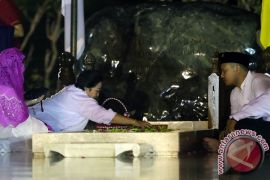 Megawati ungkapkan rasa syukur Hari Lahir Pancasila