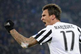 Juventus tundukkan Roma, AC Milan kalah lagi