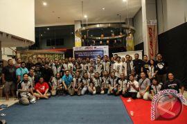 Sembari bukber, komunitas TVCI sertijab kepengurusan baru