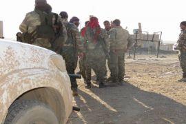 Pasukan gabungan serang kapal ISIS di Sungai Efrat