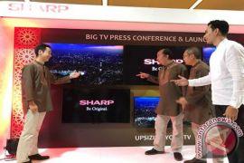 Sharp Indonesia dapat dukungan Foxconn pimpin pasar televisi