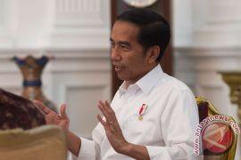 Presiden tiba di Jakarta akhiri kunjungan kerja di Jabar