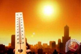 Medan Terasa Panas, Suhu Capai 35 Derajat Celsius