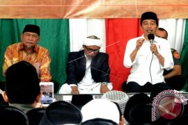 Presiden Kunjungi Ponpes Miftahul Huda Tasikmalaya