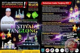 Pemkab HSS Gelar Festival Tanglong 2017