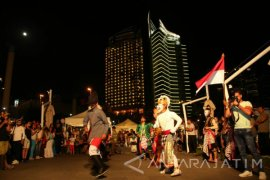 "Tari Tradisional Indonesia Meriahkan ""Nations Day Festival"""
