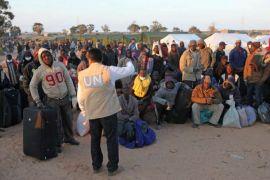 UNHCR: pengungsian di Afrika Tengah pada 2017 capai tingkat tertinggi