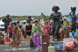 Wisatawan China ke Bali Naik 61,76 Persen