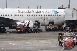 Garuda Indonesia terbangi rute Makassar-Palembang