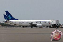 Garuda ganti pesawat badan lebar untuk Solo-Jakarta selama mudik