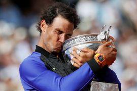 Nadal singkirkan petenis AS Young