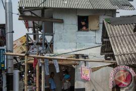 Jumlah penduduk miskin Indonesia 26,58 juta orang