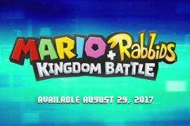 Game terbaru Super Mario kombinasi dengan Raving Rabbids