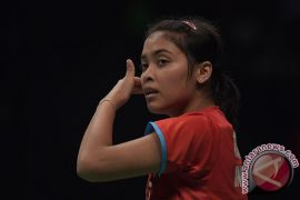Tunggal putri Indonesia pastikan tempat di semifinal Kejuaraan Dunia Bulutangkis  Junior