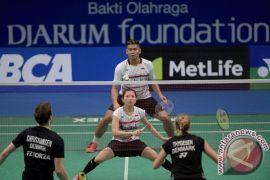 Praveen/Debby bangkit untuk melaju ke semifinal Jepang Terbuka
